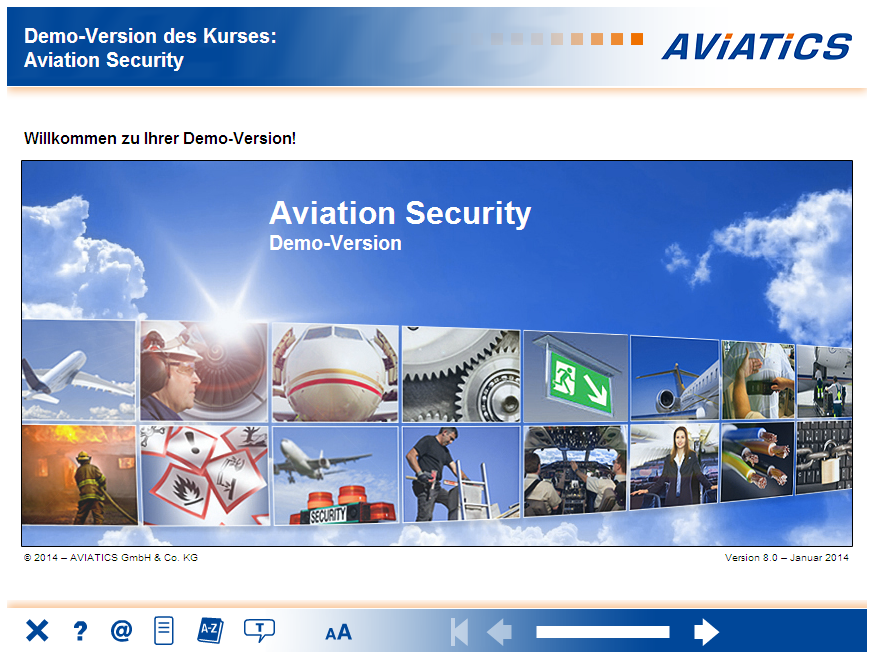 Demo Aviation Security
